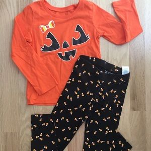2 for $20 Halloween Fall pumpkin candy Outfit